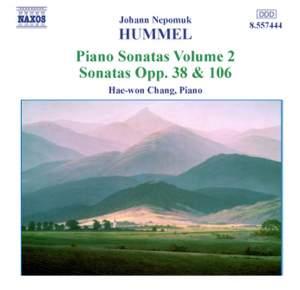 Hummel: Piano Sonatas, Vol. 2 - Nos. 4 & 6 Product Image