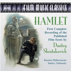 Shostakovich: Hamlet - Film Score, Op. 116 Product Image