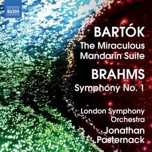 Jonathan Pasternack conducts Brahms & Bartók Product Image