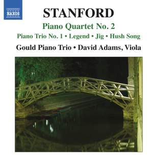 Stanford: Piano Quartet No. 2 Product Image