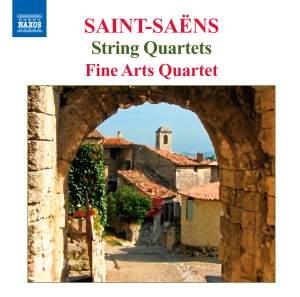 Saint-Saëns: String Quartets Nos. 1 & 2