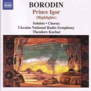 Borodin: Prince Igor (highlights) Product Image
