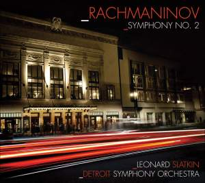 Rachmaninov - Symphony No. 2 Product Image
