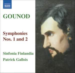 Gounod - Symphonies Nos. 1 and 2
