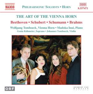 The Art of the Vienna Horn Product Image