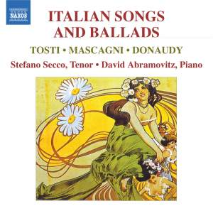Italian Songs and Ballads Product Image
