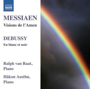 Ralph van Raat & Håkon Austbø play Messiaen & Debussy Product Image