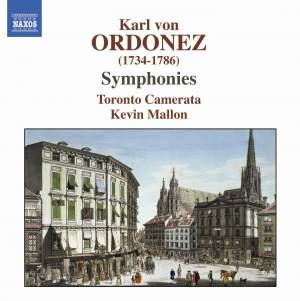 Karl von Ordonez - Symphonies Product Image