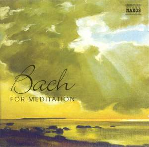 Bach For Meditation (Swedish Edition)