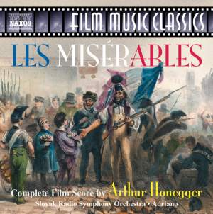 Honegger: Les Misérables