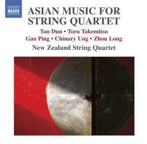 Asian Music for String Quartet