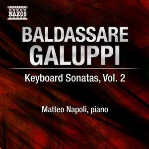 Galuppi: Keyboard Sonatas Volume 2 Product Image