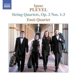 Pleyel: String Quartets Op. 2 Nos. 1-3