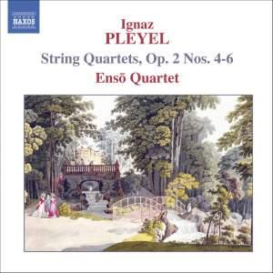 Pleyel: String Quartets Op. 2, Nos. 4-6