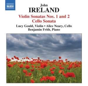 Ireland: Violin Sonatas Nos. 1 & 2