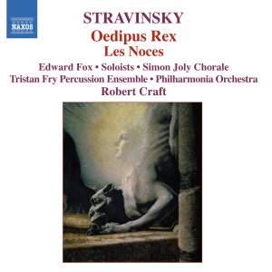 Stravinsky: Oedipus Rex & Les Noces