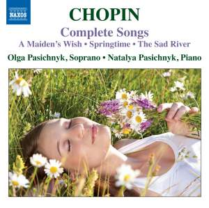 Chopin: Complete Songs Product Image