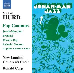 Michael Hurd: Pop Cantatas Product Image