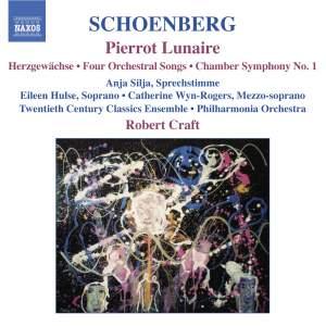 Schoenberg - Pierrot Lunaire