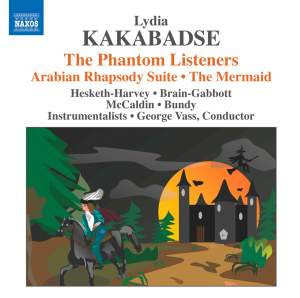 Lydia Kakabadse: The Phantom Listeners Product Image