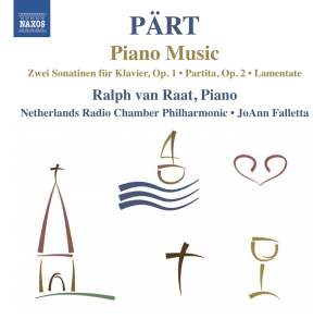 Arvo Pärt: Piano Music Product Image