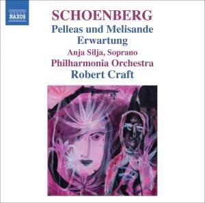 Schoenberg - Pelleas Und Melisande & Erwartung Product Image