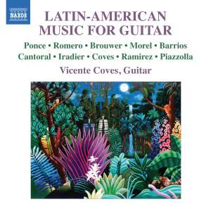 Latin-American Music for Guitar Product Image
