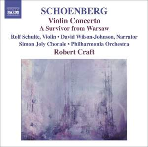 Schoenberg - Violin Concerto Product Image