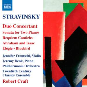 Stravinsky: Duo Concertant Product Image