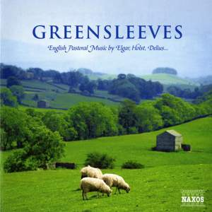 Greensleeves - English Pastoral Music Product Image