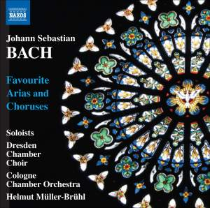 Bach - Favourite Arias and Choruses Product Image