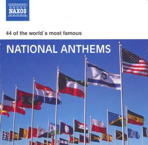 44 Of the World's Most Famous National Anthems Product Image