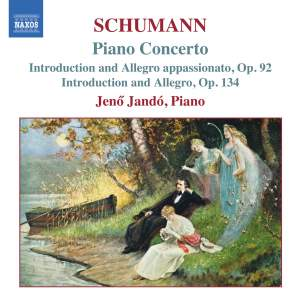 Schumann: Piano Concerto in A minor, Op. 54, etc. Product Image