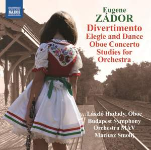 Zádor: Divertimento for Strings