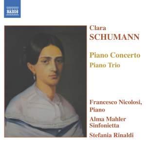 Clara Schumann - Piano Music Product Image