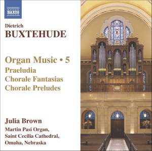 Buxtehude - Organ Music Volume 5