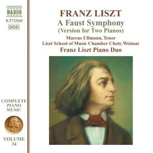 Liszt: Complete Piano Music Volume 34 Product Image