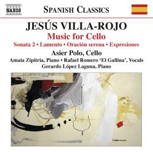 Jesús Villa-Rojo: Music for Cello Product Image
