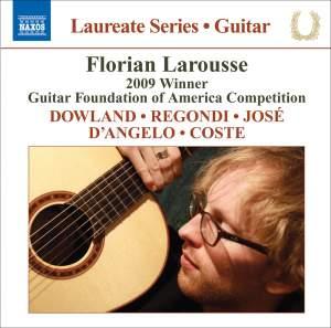 Guitar Recital: Florian Larousse Product Image