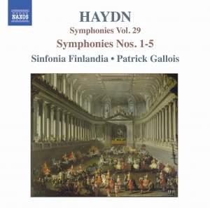 Haydn - Symphonies Volume 29 Product Image