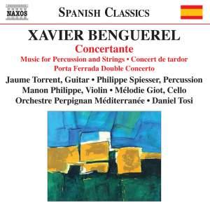 Xavier Benguerel: Concertante