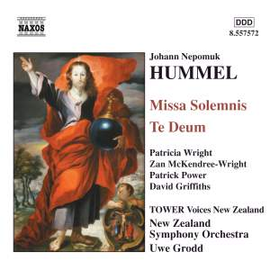 Hummel: Missa Solemnis Product Image