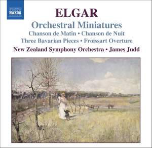 Elgar - Orchestral Miniatures Product Image