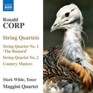 Ronald Corp: String Quartets