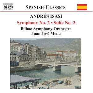 Isasi: Symphony No. 2, Op. 23 / Suite No. 2, Op. 21