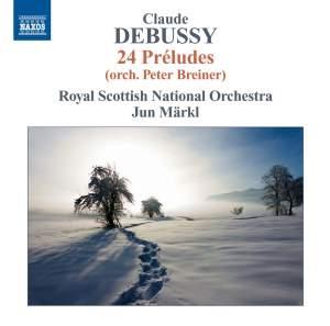 Debussy: Preludes, Books 1-2