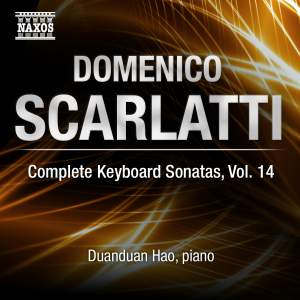 Scarlatti - Complete Keyboard Sonatas Volume 14 Product Image