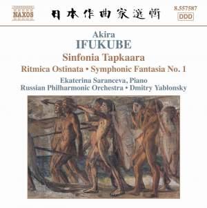 Ifukube: Sinfonia Tapkaara, etc. Product Image
