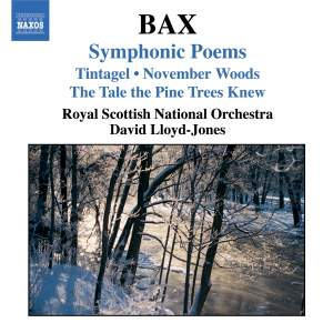 Bax - Symphonic Poems Product Image