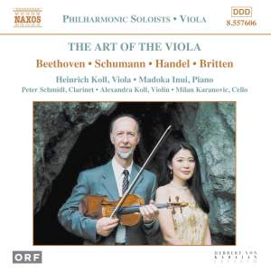 The Art of the Viola